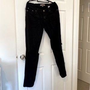Judy Blue Skinny Distressed Denim Jeans - Midrise